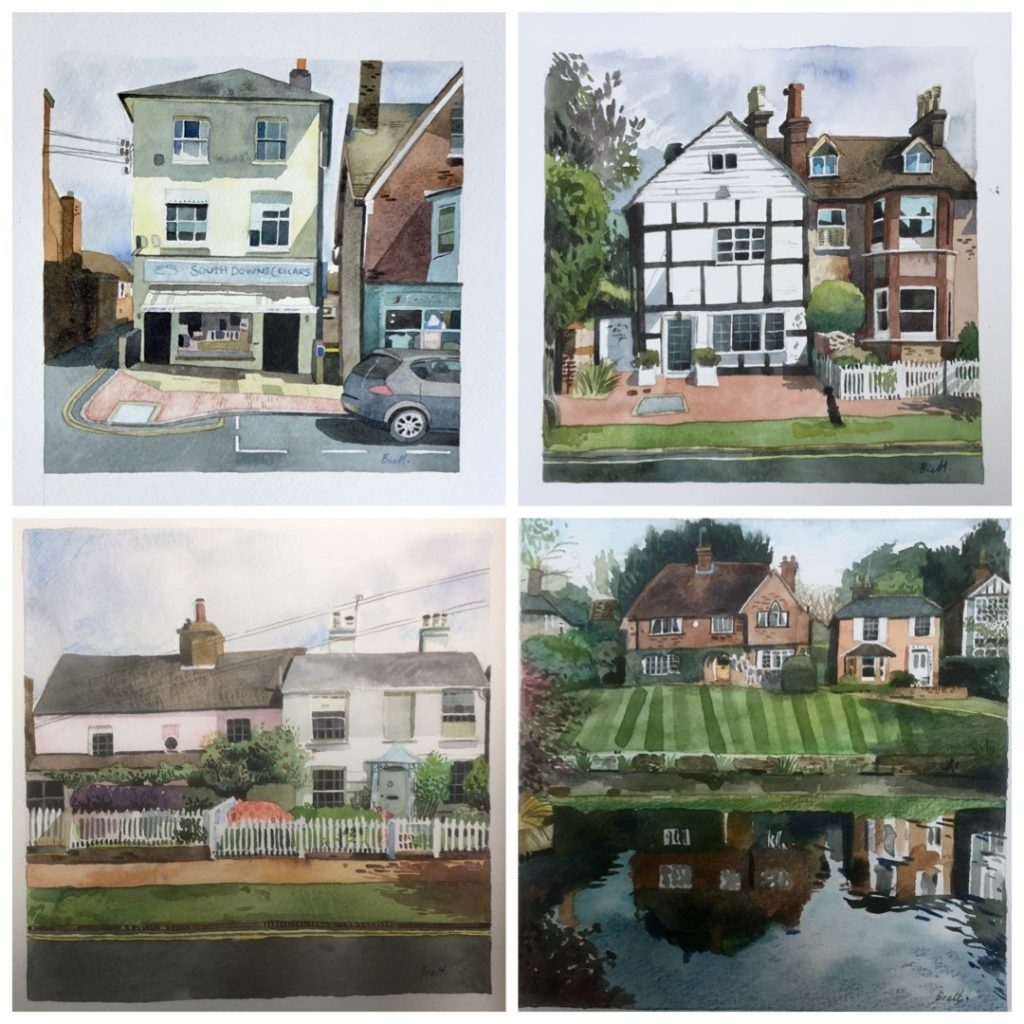 Have you wondered about the Lindfield prints?